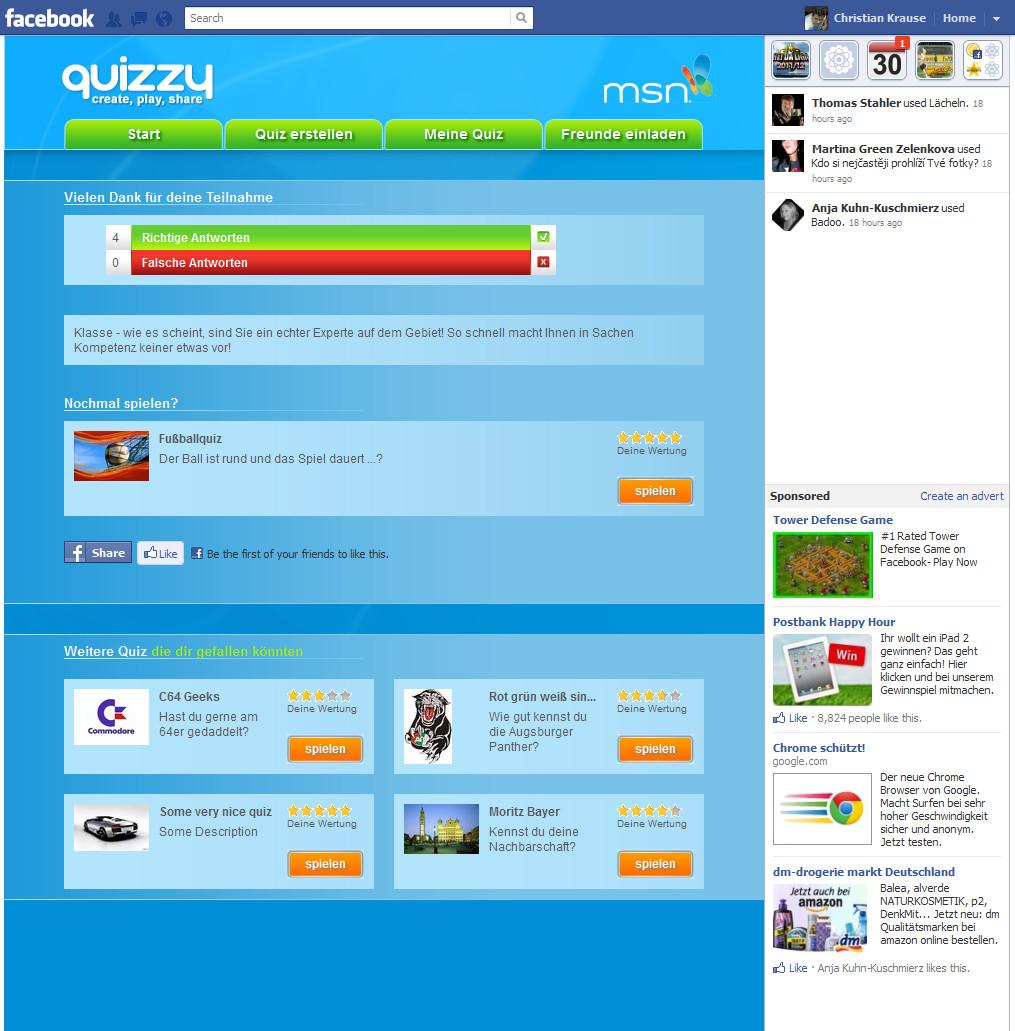 Msn Quiz