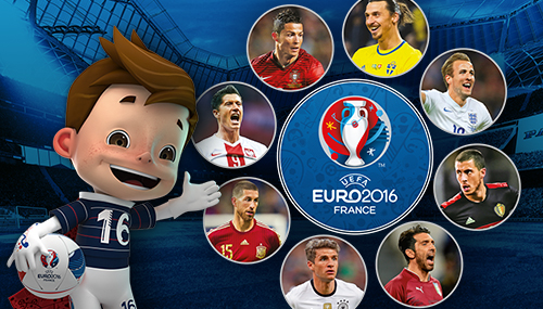 Panini Adrenalyn XL™ UEFA EURO 2016™
