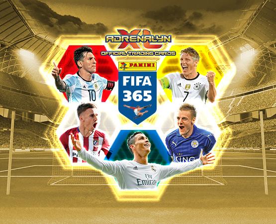 Neopoly Panini Fifa 365 Adrenalyn Xl 2016