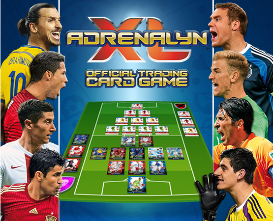 Neopoly - Panini Adrenalyn XL™ ROAD TO UEFA EURO 2016®