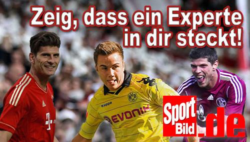 Tippspiel Sport Bild